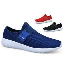Men's Sneakers Fashion Lightweight Athletic Running Walking