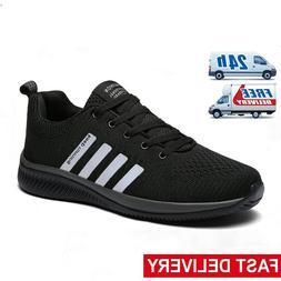 Men's Sneakers Lightweight Running Tennis Athletic Walking T