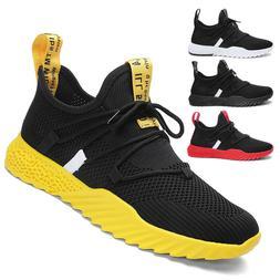 Men's Sneakers Walking Sports Athletic Outdoor Casual Runnin