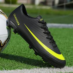 Men's Soccer Shoes Indoor Outdoor Football Sneakers Soccer C