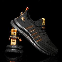 Men's Spots Running Shoes Outdoor Walking Athletic Sneakers
