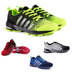 Men's Trainers Sneakers Breathable sports Running Shoes Outd