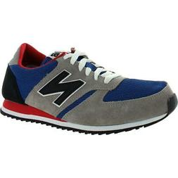 New Balance Men's U420 Suede Low-Top Classic Lifestyle Runni