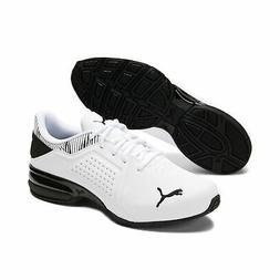 PUMA Men's Viz Runner Graphic Wide Training Shoes