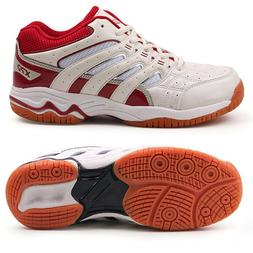 Men Tennis Shoes Badminton Sneaker Non-slip Sports Trainers
