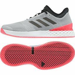 Mens ADIDAS Adizero Ubersonic 3 Tennis Shoes Grey Sneakers C