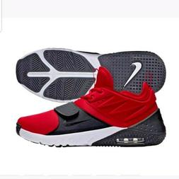 NIKE Men's AIR MAX TRAINER 1 Sneakers Red Black Shoes Sz 1