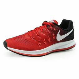 Nike Men's Air Zoom Pegasus 33 Running Shoes Sneakers Red 83