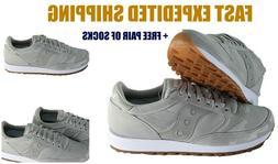 Mens Saucony Casual Walking Sneaker Gray Camo / Black Memory