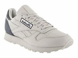 Reebok Mens Classic Leather PGS M Leather Low Top Lace Up Ru