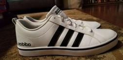 Adidas mens Classic white sneakers Size 9