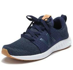 New Balance Mens Fresh Foam Running Shoes Navy Blue Athletic