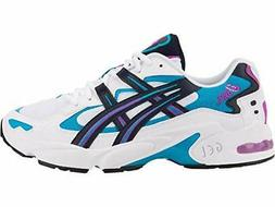Asics Mens GelKayano 5 og Low Top Lace Up Running Sneaker