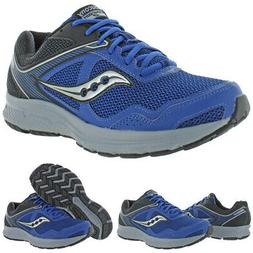Saucony Mens Grid Cohesion 10 Trainers Mesh Running Shoes Sn