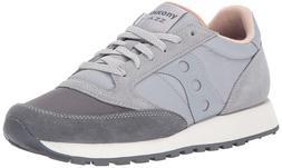 Mens Saucony Jazz Original Sneakers - Grey | Light Grey