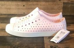 mens jefferson pink fashion sneaker size 9