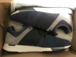 Mens New Balance MRL247RN Navy Blue/Grey Sneakers Size 12 Ne