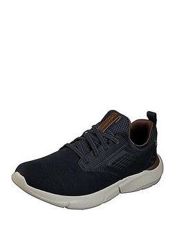 Skechers Mens Navy Ingram Marner Sneakers Size 12 NEW IN BOX
