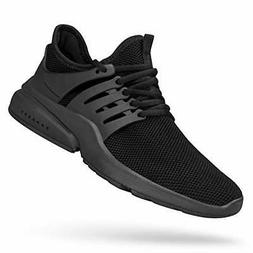 QANSI Mens Non Slip Sneakers Lightweight Athletic Sports Tra