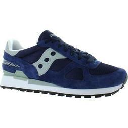 Saucony Mens Shadow Original Trainers Suede Comfort Sneakers