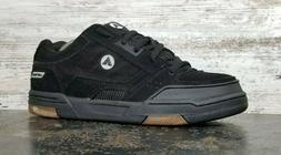 Mens Airwalk Skateboarding Athletic Shoes SZ 9.5 M Black Sue