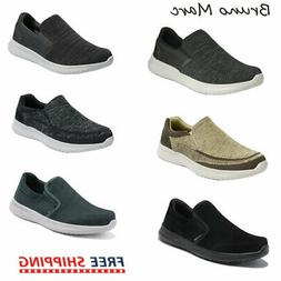 Bruno Marc Mens Slip On Loafers Shoes Casual Mesh Walking Ru