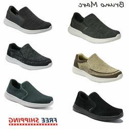Bruno Marc Mens Slip On Loafers Shoes Casual Mesh Walking Ru