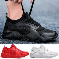 Mens Sneakers Athletic Running Casual Walking Tennis Gym Spo
