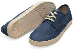 mens sneakers paseo canvas light blue chambray