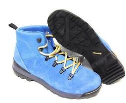 Mens Sz 9 ADIDAS Trailcruiser Mid B22832 Blue Outdoor Boots