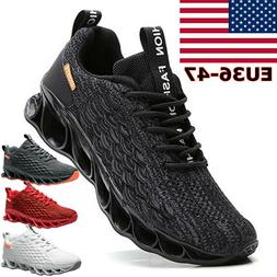 Mens Women Athletic Sneakers Fashion Casual Running Jogging