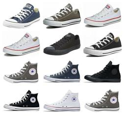 Converse Mens Womens Chuck Taylor Low Top High All Stars Tra