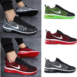 Mens Womens Fashion Running Breathable Shoes Sports Casual W
