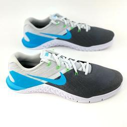 Nike Metcon 3 Blue Fury Gray Men's Cross Training Shoes Snea