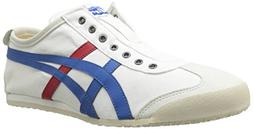 Onitsuka Tiger Mexico 66 Slip-On Classic Running Shoe, White