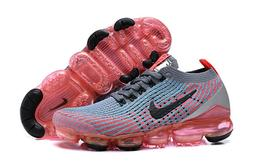 New Nike 2019 Air Vapormax Sneakers for Women - Gray/Blue/Or