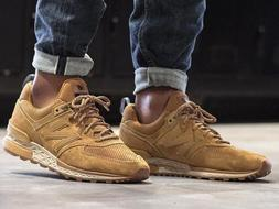 New New Balance 574 Sport Suede Mens sneaker wheat all sizes