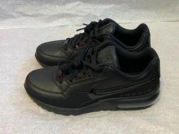 NEW Nike Air Max LTD 3 Triple Black Running Shoes 687977-020