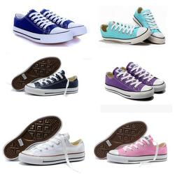 NEW ALL Sports Women/Men Chuck Taylor Ox Low Top shoes casua