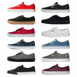 Vans New Authentic  Classic Sneakers Unisex Canvas Shoes