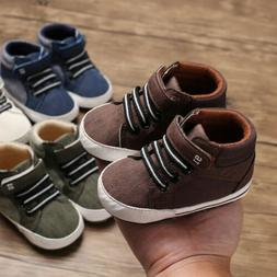 New Baby Casual Shoes Infant Boys Walking Shoes Toddler Snea