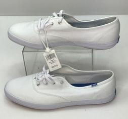 New KEDS Champion Ortholite Lace-Up Oxford Sneakers White Ca