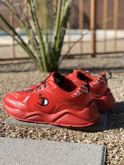 New CHAMPION Classic KING Logo C Mens 93 Eighteen Sneakers r