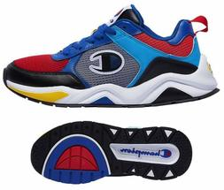 New CHAMPION Classic Leather Logo C Mens 93Eighteen Sneakers