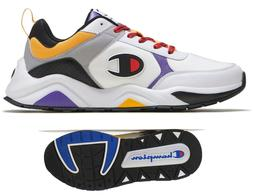 New CHAMPION Classic Mens 93Eighteen Athletic Sneakers white