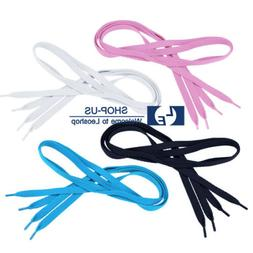 New Flat Shoelaces Athletic Sports Sneaker 20 31 40 47 Inch