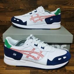 Asics Gel Lyte Men's All Sizes Athletic Sneakers White Cas