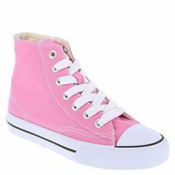 New Airwalk Girl's Legacee Pink High top Shoes Sneakers Size