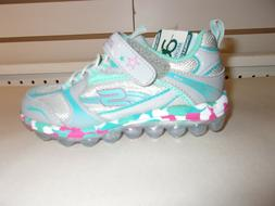 NEW IN BOX SKECHERS FOR GIRLS SKECH AIR STYLE # 80220L/GYMT