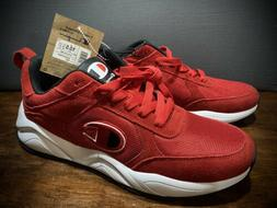 *NEW* CHAMPION Men's 93Eighteen Red Shoes Sneakers Size 10.5